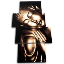 Budda Relaxed Golden Religion - 13-0327(00B)-MP04-PO